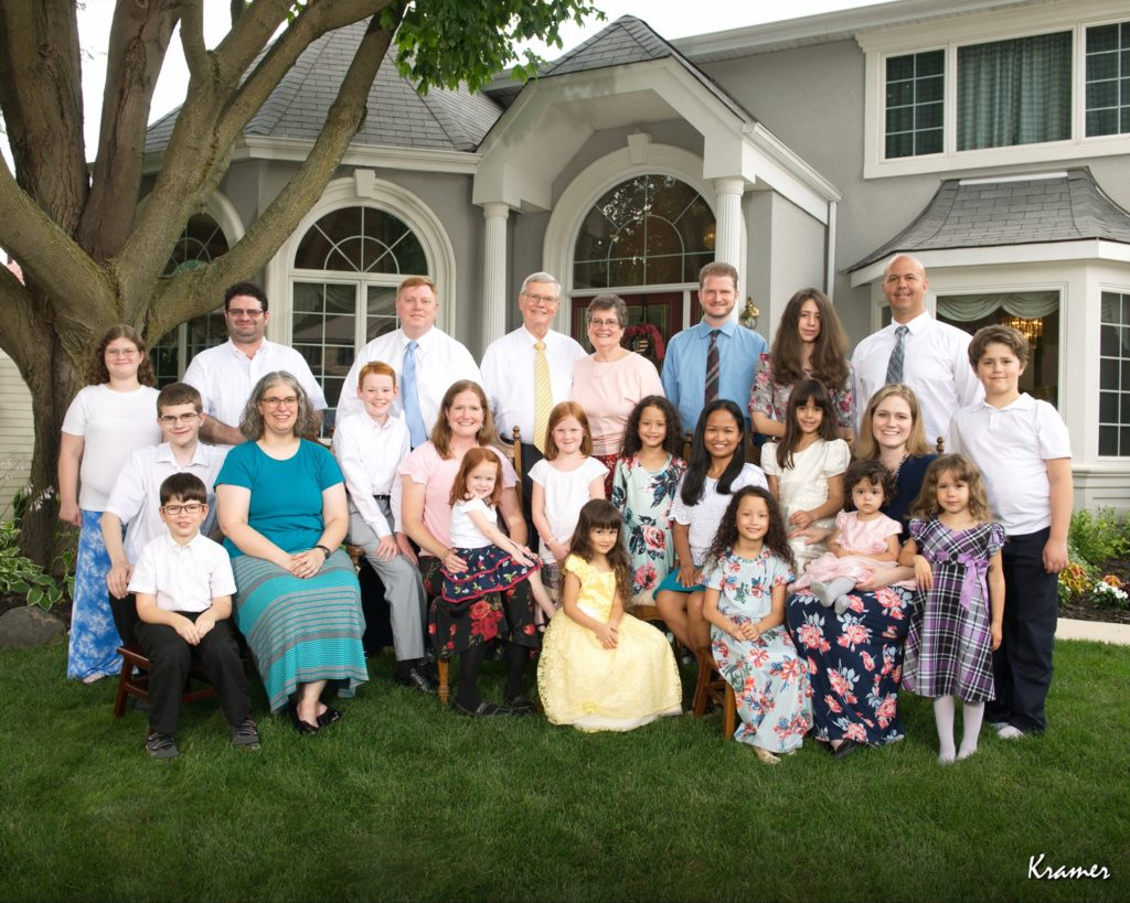 This image has an empty alt attribute; its file name is sorenson-family-reunion-1024x819.jpg